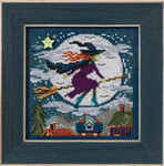 MH143204 Mill Hill Buttons and Bead Kit Witch Way (2013)