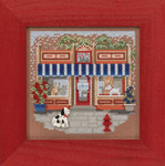 MH144103 Mill Hill Buttons and Bead Kit Pet Shoppe (2014)