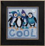 MH143301 Mill Hill Buttons and Bead Kit Cool Quartet (2013)