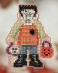 MH184201 Mill Hill  Seasonal Ornament Kit Monster Mash (2014)