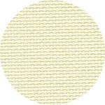 """14ct Touch of Yellow; Aida 100% Cotton; Width 51""""; DMC 746 Wichelt"""