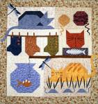 Prairie Grove Peddler Cat's Life (Quilt)
