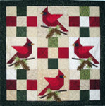 Prairie Grove Peddler Winter's Song (Quilt)