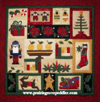 Prairie Grove Peddler Christmas In Connecticut 35x36