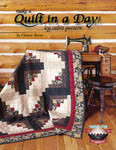 Log Cabin Quilt book of quilts Quilt In A Day