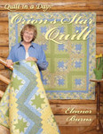 Orion's Star Quilt quilt book Quilt In A Day