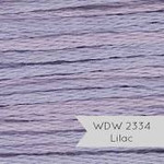 Weeks Dye Works 2-Strand Floss 2334 Lilac