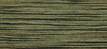 Weeks Dye Works 3-Strand Floss (Single Spool 4129 Swamp Water