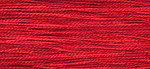Weeks Dye Works Pearl Cotton 5 2266	 Turkish Red