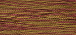 Weeks Dye Works Pearl Cotton 5 1326	 Rust