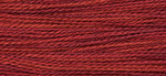 Weeks Dye Works Pearl Cotton 3 1333	 Lancaster Red