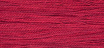 Weeks Dye Works Pearl Cotton 5 2264 Garnet