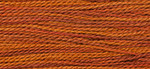 Weeks Dye Works Pearl Cotton 3 2239	 Terra Cotta