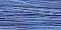 Pearl Cotton 8 2339 Blue Bonnet Weeks Dye Works