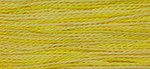 Weeks Dye Works Pearl Cotton 3 2217 Lemon Chiffon