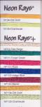 Rainbow Gallery Neon Rays Plus NP101 Rose