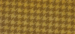 Weeks Dye Works Houndstooth Fat Quarter Wool 1115	 Banana Popsicle