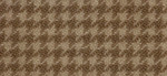 Weeks Dye Works Houndstooth Fat Quarter Wool 1110	 Parchment