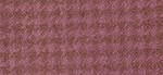 Weeks Dye Works Houndstooth Fat Quarter Wool 1137	 Rose Quartz