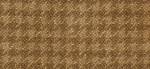 Weeks Dye Works Houndstooth Fat Quarter Wool 1220 Camel