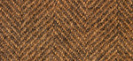 Weeks Dye Works Wool Herringbone Fat Quarter 1228 Pecan