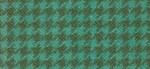 Weeks Dye Works Houndstooth Fat Quarter Wool 2129 Robin's Egg