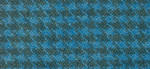 Weeks Dye Works Houndstooth Fat Quarter Wool 2117	 Electric Blue