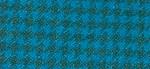 Weeks Dye Works Houndstooth Fat Quarter Wool 2118 Blue Topaz