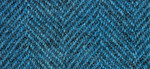 Weeks Dye Works Wool Herringbone Fat Quarter 2117 Electric Blue
