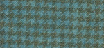 Weeks Dye Works Houndstooth Fat Quarter Wool 2109	 Morris Blue