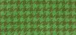 Weeks Dye Works Houndstooth Fat Quarter Wool 2191	 Granny Smith
