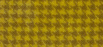 Weeks Dye Works Houndstooth Fat Quarter Wool 2217	 Lemon Chiffon