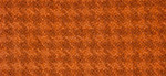 Weeks Dye Works Houndstooth Fat Quarter Wool 2238	 Sweet Potato