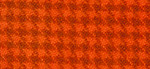 Weeks Dye Works Houndstooth Fat Quarter Wool 2228	 Pumpkin