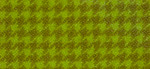 Weeks Dye Works Houndstooth Fat Quarter Wool 2203	 Chartreuse