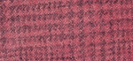 Weeks Dye Works Wool Glen Plaid Fat Quarter 2248	 Cherry Vanilla