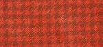 Weeks Dye Works Houndstooth Fat Quarter Wool 2243	 Cantaloupe