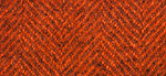 Weeks Dye Works Wool Herringbone Fat Quarter 2239	 Terra Cotta