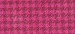 Weeks Dye Works Houndstooth Fat Quarter Wool 2275a  Bubble Gum