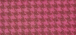 Weeks Dye Works Houndstooth Fat Quarter Wool 2271	 Peony