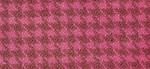 Weeks Dye Works Houndstooth Fat Quarter Wool 2271 Peony
