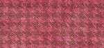 Weeks Dye Works Houndstooth Fat Quarter Wool 2248	 Cherry Vanilla
