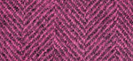 Weeks Dye Works Wool Herringbone Fat Quarter 2275a  Bubble Gum