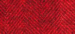 Weeks Dye Works Wool Herringbone Fat Quarter 2268a Candy Apple
