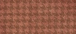 Weeks Dye Works Houndstooth Fat Quarter Wool 2254	 Cinnabar