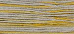 6-Strand Cotton Floss Weeks Dye Works 1116 Shasta Retired