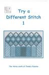 Freda's Fancy Stitching Try A Different Stitch #1 150w x 99h