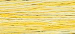 6-Strand Cotton Floss Weeks Dye Works 1115 Banana Popsicle Retired