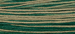 1281	 Mallard  Retired Cotton 6- Strand Floss Weeks Dye Work