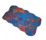 P-J-021 Jojoland Knitting Pattern Vortex Blanket